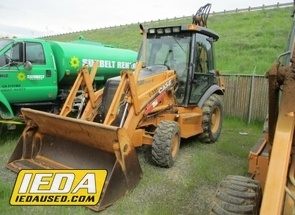 Used 2005 Case 580SM II For Sale