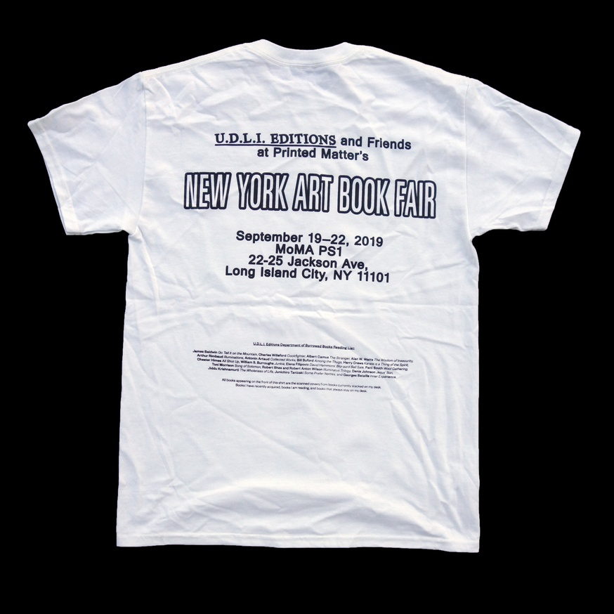 The B.I.K.H.A.L. Book Fair Tee [Extra Large]