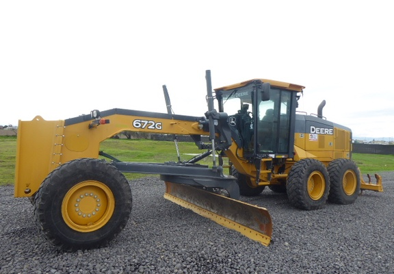 Used 2014 John Deere 672G For Sale