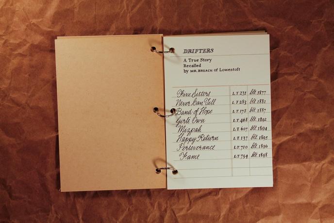 A Sailor's Calendar : A Miscellany thumbnail 3
