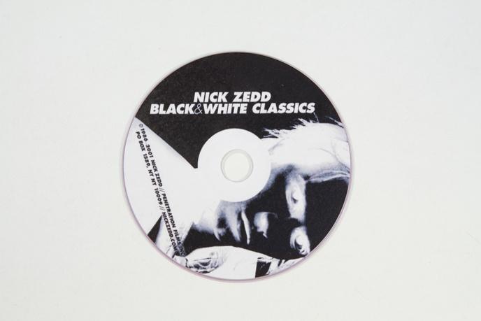 Nick Zedd : Black & White Classics thumbnail 4