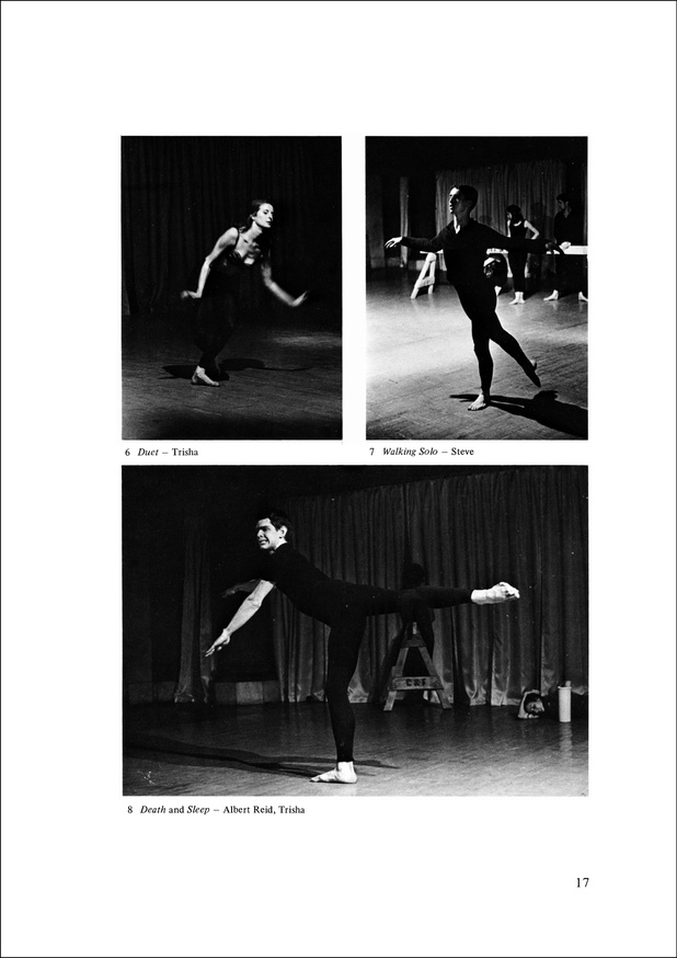 Yvonne Rainer: Work 1961–73 thumbnail 3