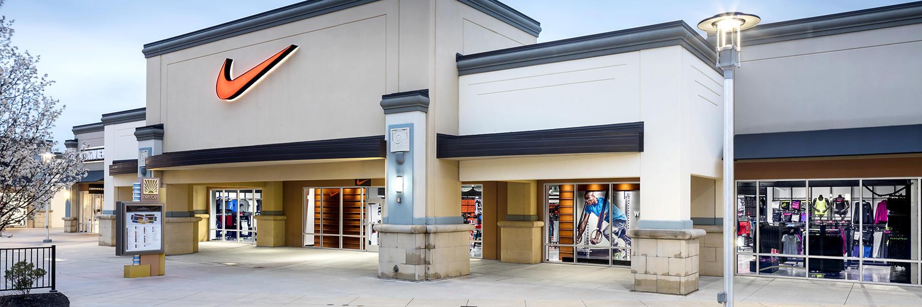 8f6e0ded9974 Nike Factory Store - Cincinnati. Monroe