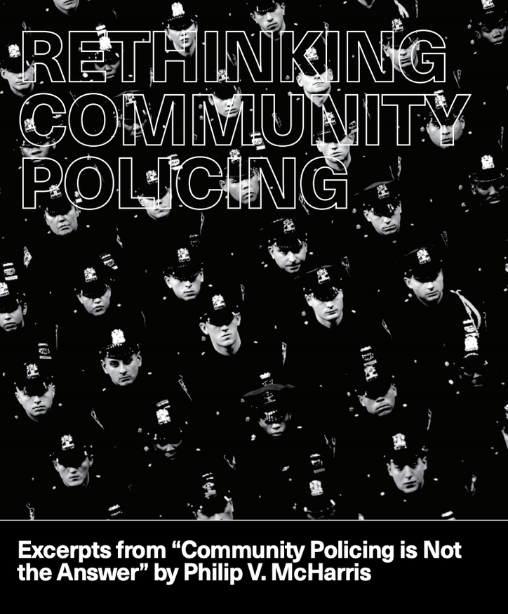Rethinking Community Policing