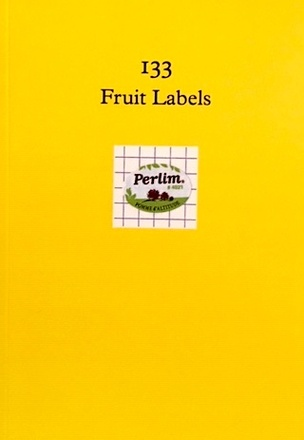 133 Fruit Labels