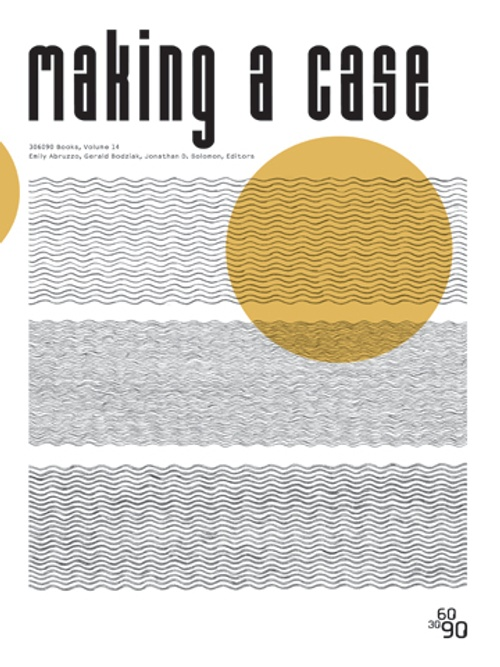 Cover of Making A Case by Emily Abruzzo