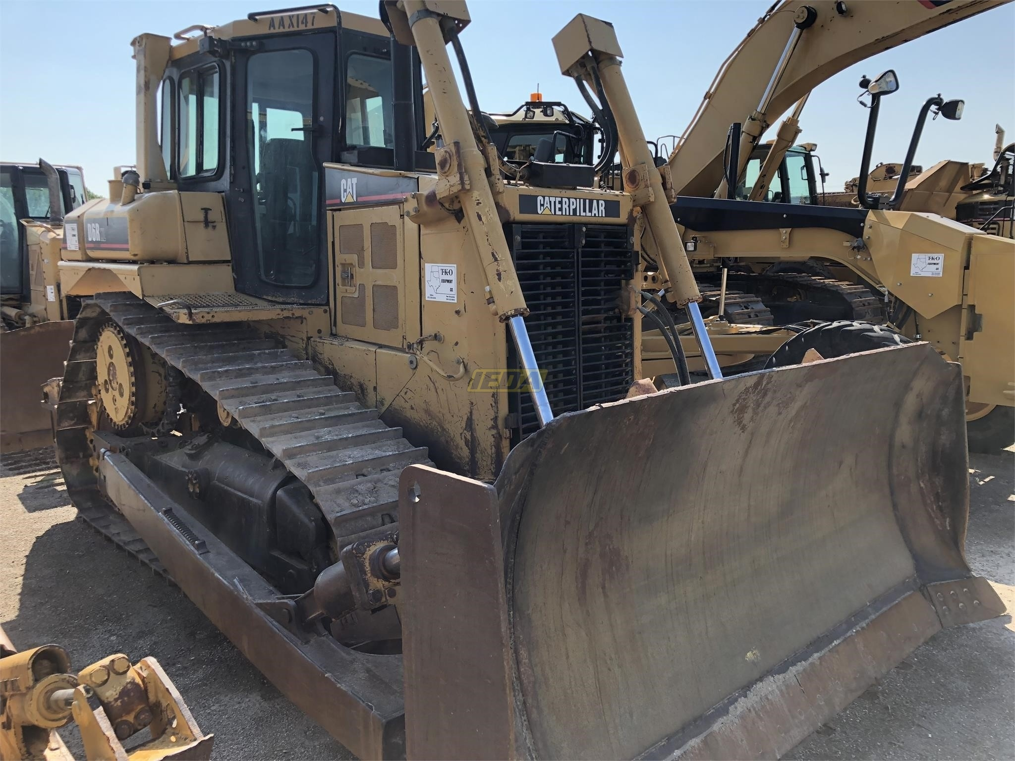 2002 Caterpillar D6R XL For Sale - T-K-O Equipment Co