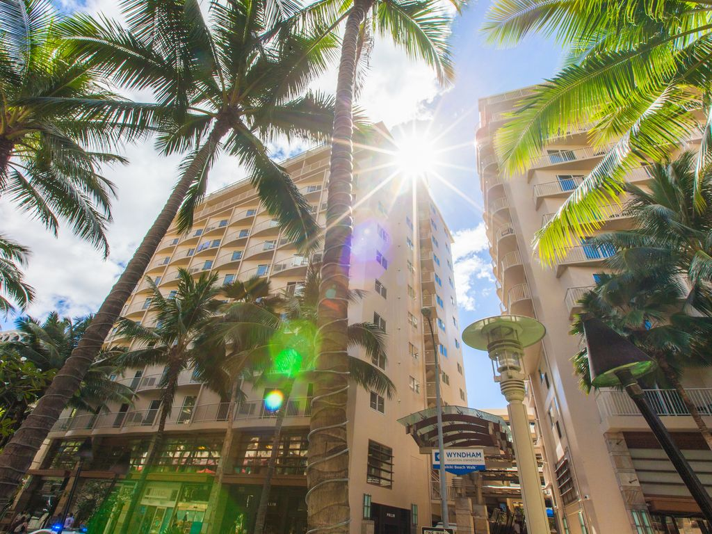Apartment Waikiki Beach Walk 1 Bedroom 1 Bathroom photo 16594497