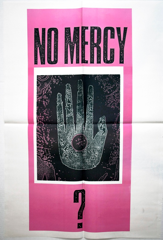 Talk Is Cheap No Mercy? Poster