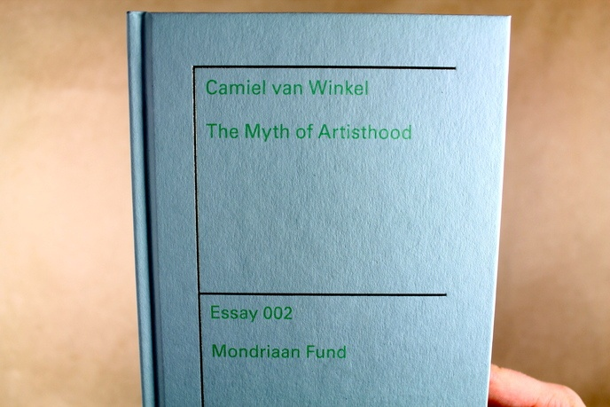 The Myth of Artisthood