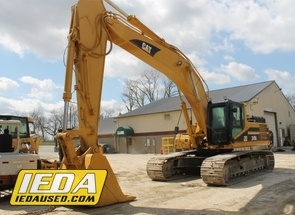 Used 2000 Caterpillar 345BL II For Sale