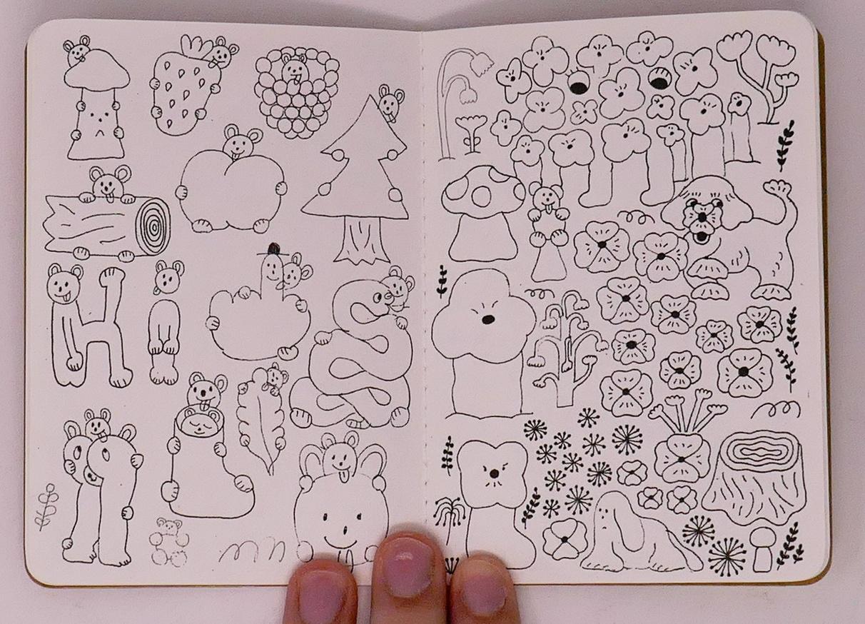 Sketchbook thumbnail 2