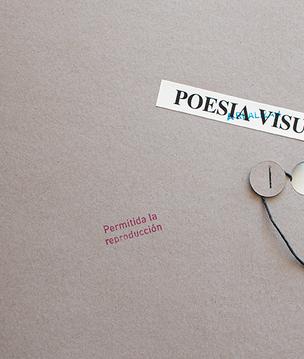 Poesía Visual: proyecto para hacer un libro