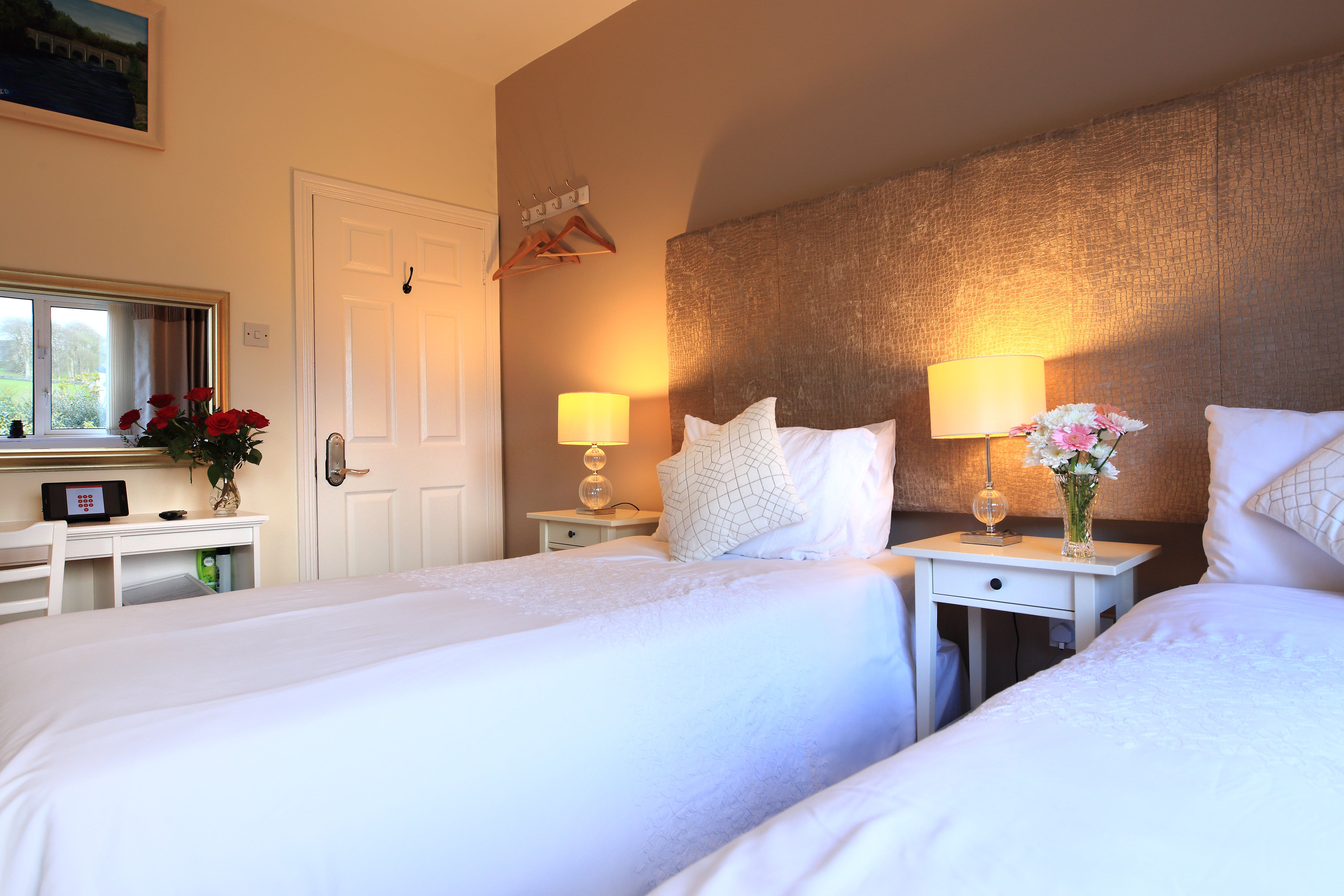 Room 4 Twin En-Suite Elagh View B&B With Shared Kitchenette