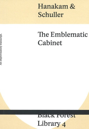 The Emblematic Cabinet: An improvisatory transcript