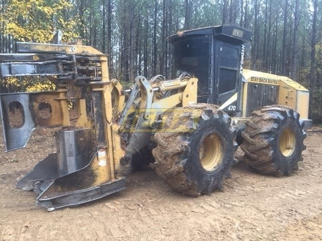Used 2004 Hydro-Ax 470 For Sale