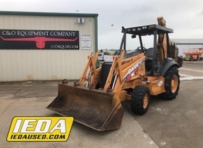 Used 2007 Case 580SM II For Sale
