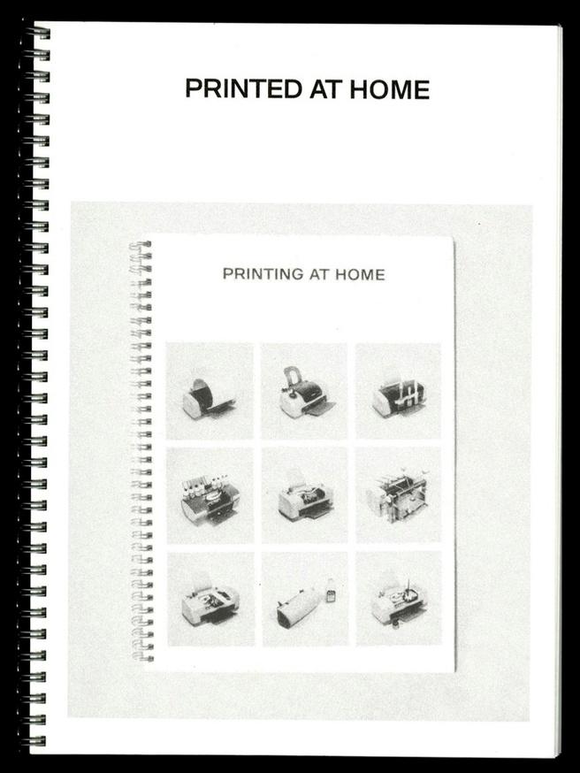 Printed at Home