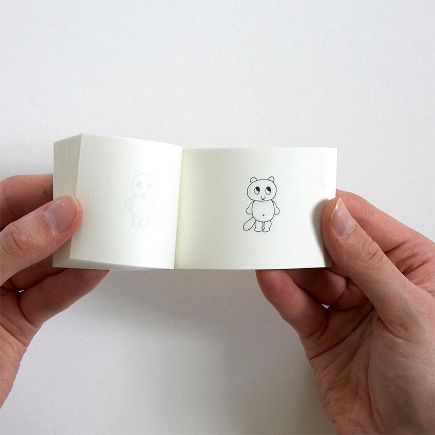 Nice To Meet You Flip Book thumbnail 3