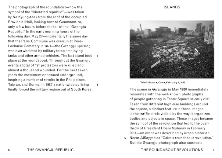 Critical Spatial Practice 6 : The Roundabout Revolutions : Eyal Weizman thumbnail 2