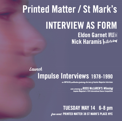 The Interview as Form