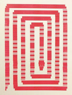 D Snake Print