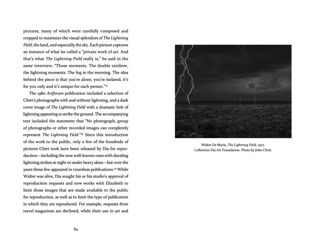An Essential Solitude: Walter De Maria's The Lightning Field Revisited thumbnail 3