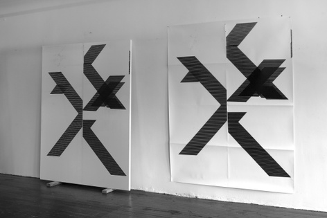 Announcing a New Wade Guyton Fundraising Edition