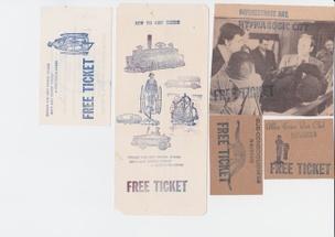 Untitled [Free Ticket Set]
