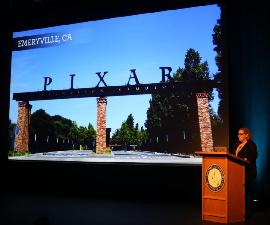 Pixar Education Summit Leads to Internship Opportunity