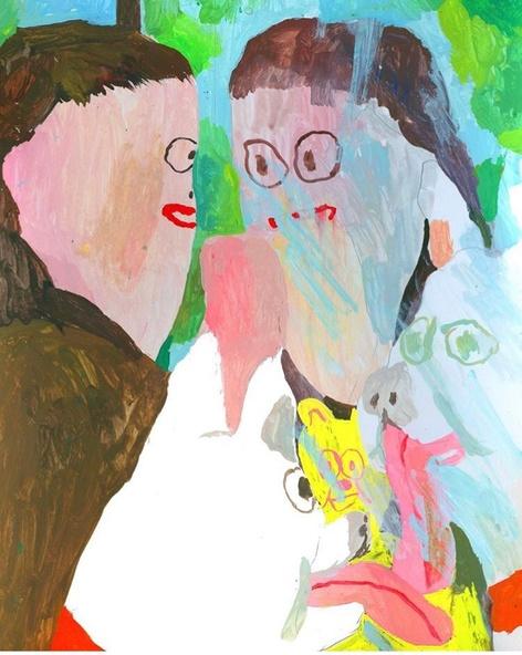 Tara Booth and Colorama: Self Portrait Zine Workshop