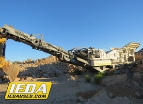 Used 2007 Metso LT105 For Sale