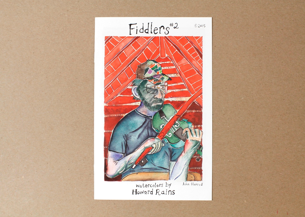 Fiddlers #2 thumbnail 1