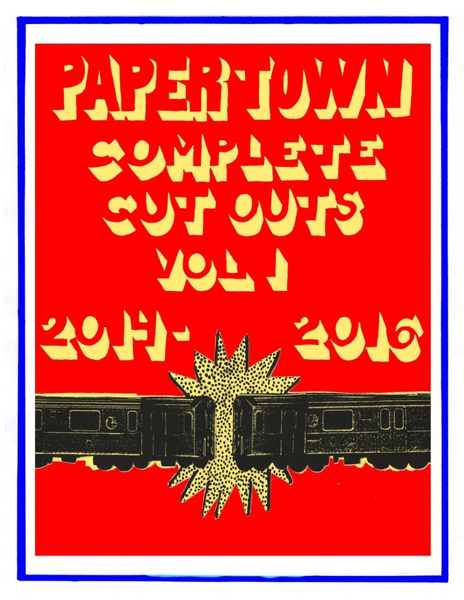 Papertown Complete Cut Outs Vol. 1: 2014-2016