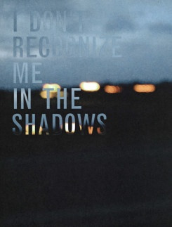 I Don't Recognize Me In The Shadows