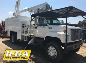 Used 1999 GMC TOPKICK C7500 For Sale