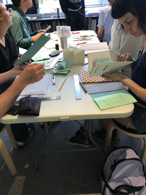 Bookmaking Workshop