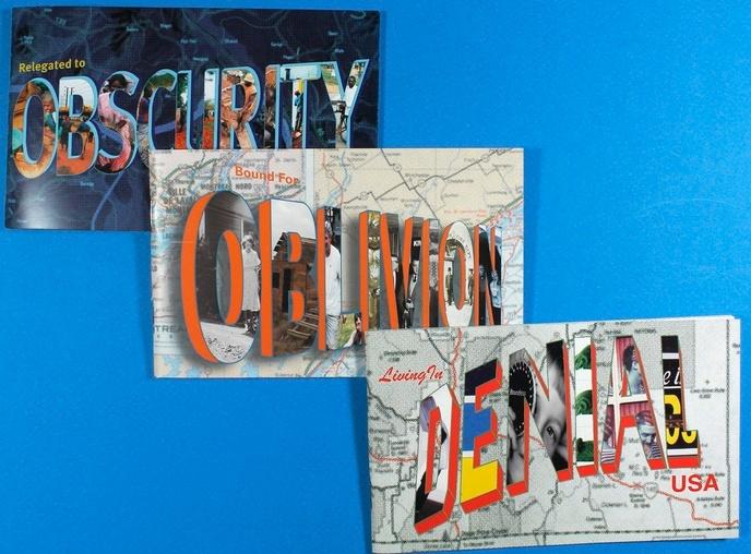 Postcards Trilogy (Denial, Obscurity, Oblivion)