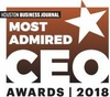 Most Admired CEO Awards 2018