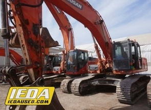Used 2013 Doosan DX 380 LC-3 For Sale
