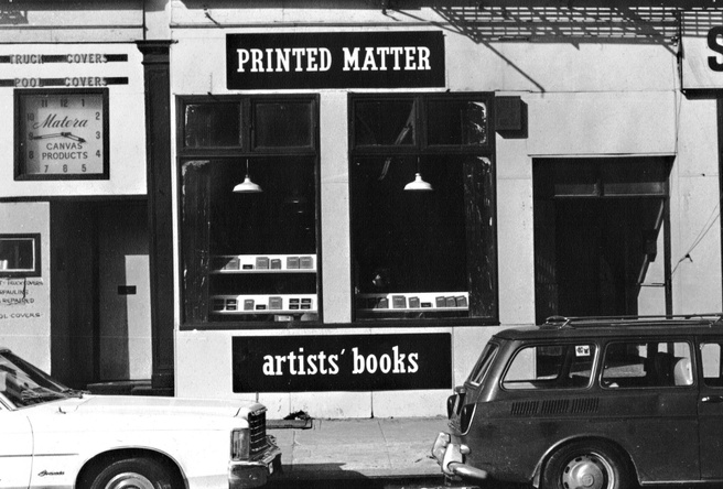 The Founding And Early History Of Printed Matter With Mike Glier