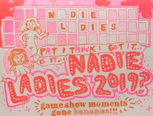 Nadie Ladies 2019: Game Show Moments Gone Bananas!
