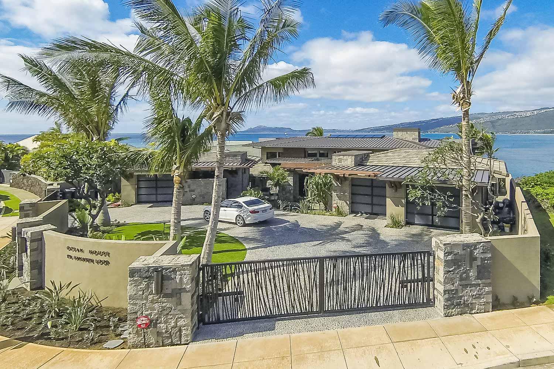 Ocean House 6 Bedroom 7.5 Bath Hawaii Kai, Oahu, Hawaii photo 1047136