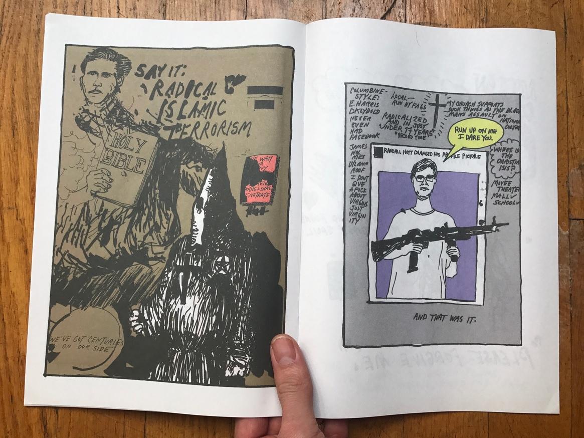Bullseye Comics #1: The Black Hand Guide You thumbnail 4