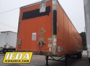 Used 2001 WABASH DVCVHPC For Sale