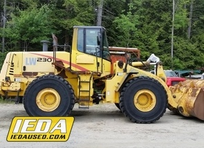 Used 2000 New Holland LW230 For Sale