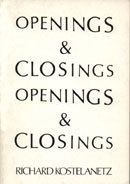 Openings & Closings / Openings & Closings