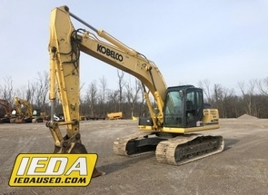 Used 2012 Kobelco SK210 LC-9 For Sale