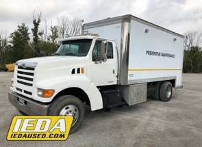 Used 1998 Ford L8000 For Sale