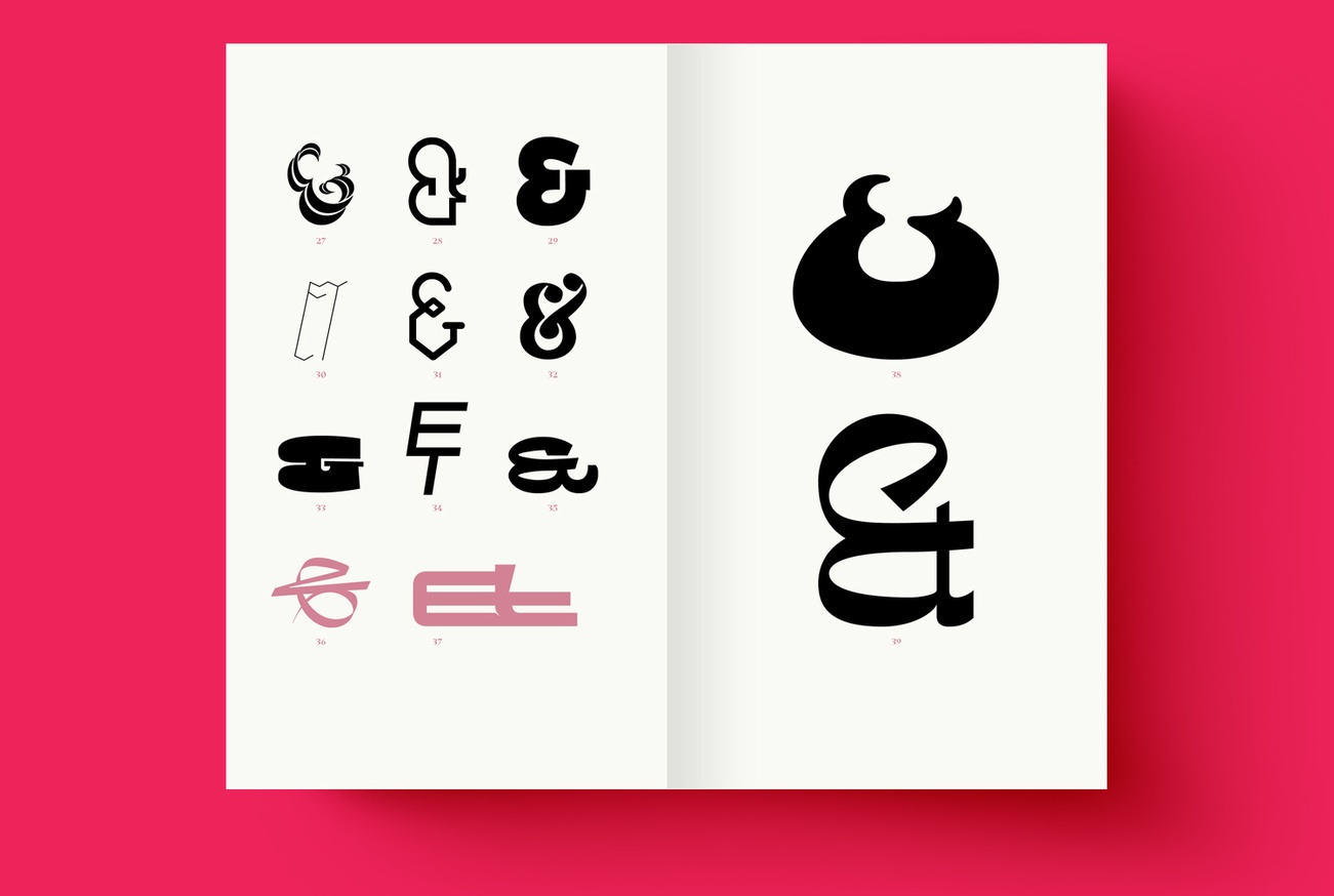 A Brief History Of The Ampersand + Et & Ampersands (Pack) thumbnail 3